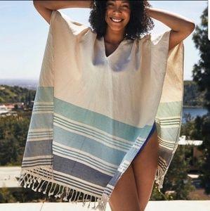 Tribe alive Caftan - Poncho- Summer Wrap